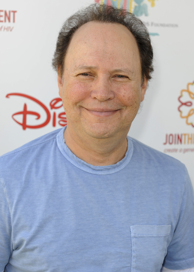 Billy Crystal - The actor, who most recently hosted the Oscars, turns 64 on Wednesday.