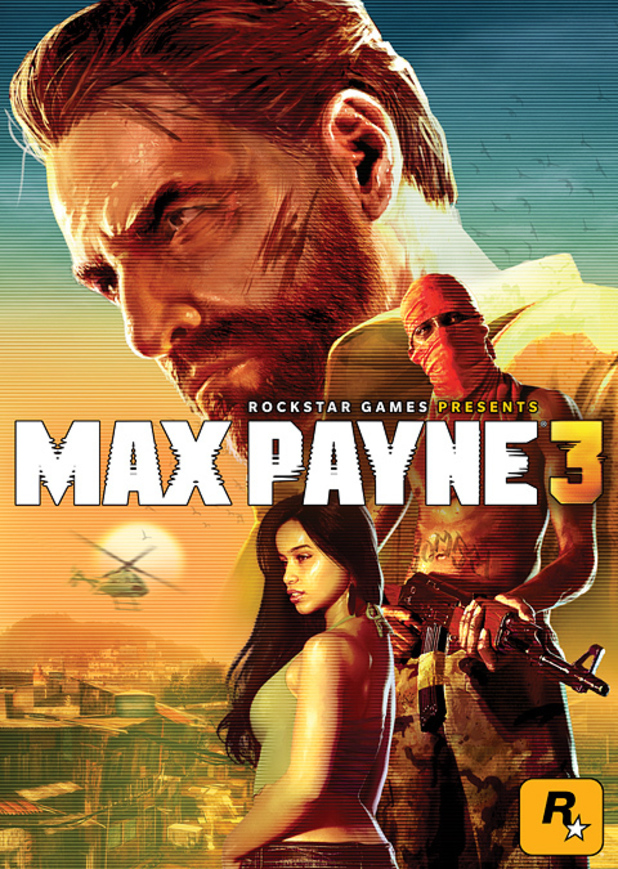 Max Payne 3 Cover Artwork