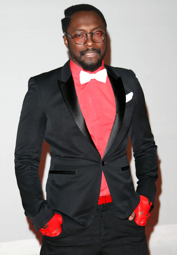 will.i.am - Black Eyed Peas frontman and 'The Voice UK' coach will.i.am rounds off the pack; also celebrating his 37th birthday.