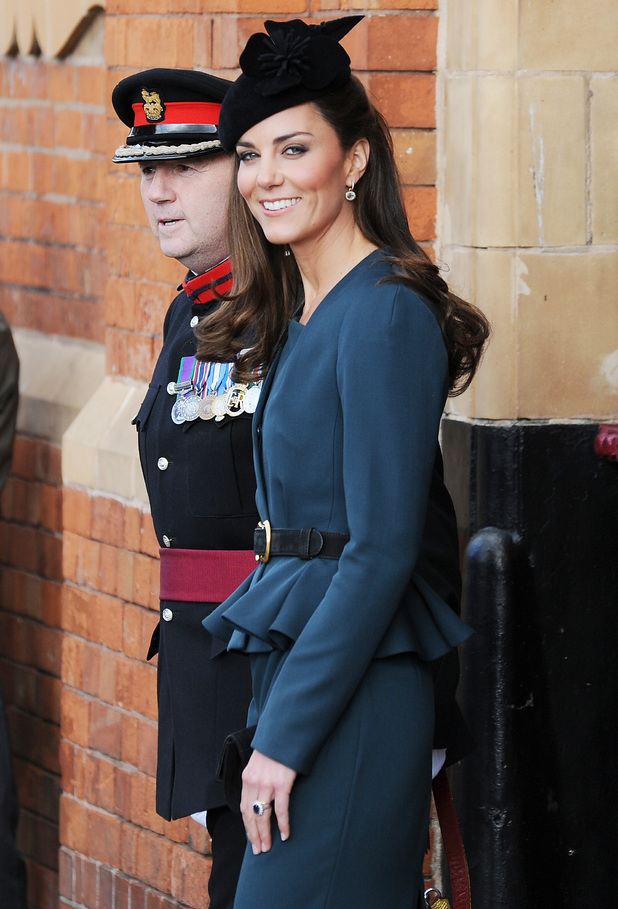 Kate Middleton's public outing with The Queen