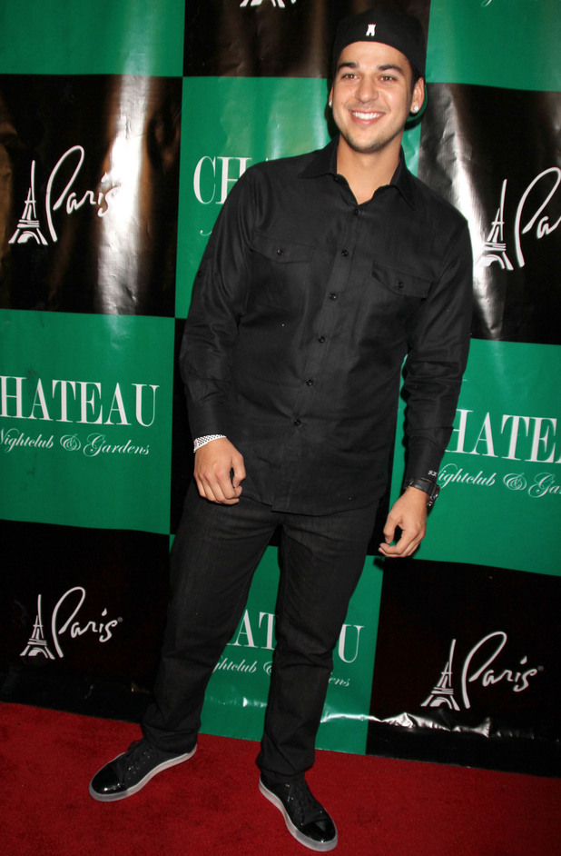Rob Kardashian - The American reality star - brother of Kourtney, Kim and Khloé - is 25 on Saturday.