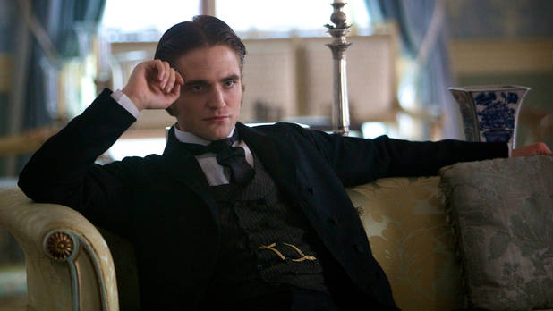 Twilight's Robert Pattinson stars in period drama 'Bel Ami'.