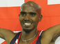 Mo Farah 'wants to race Theo Walcott'