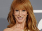 Kathy Griffin laughs off NYE controversy