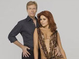 Dancing With The Stars: Jack Wagner and Anna Trebunskaya