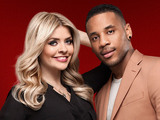 The Voice UK - Presenters - Holly Willoughby and Reggie Yates
