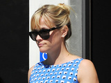 Reese Witherspoon leaving a church in Santa Monica Santa Monica, California