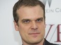 Pan Am star David Harbour will play a surgeon in the Sherlock Holmes drama.