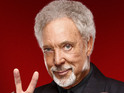 Tom Jones leads a list of the most in-demand older live performers.