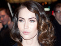 Today's celebrity pictures include a pouting Megan Fox.