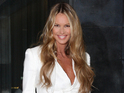 "Designer says he understands why Elle Macpherson is called a ""supermodel""."