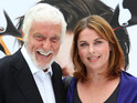Dick Van Dyke makes it official with his 40-year-old girlfriend at the age of 86.