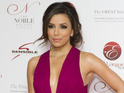 Eva Longoria looks for men who have a good sense of humor.