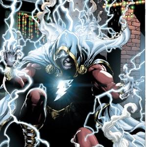 DC new look Shazam