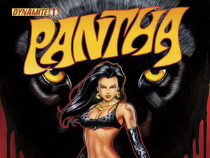 'Pantha' artwork