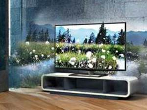 First Glasses-Free 3D TV