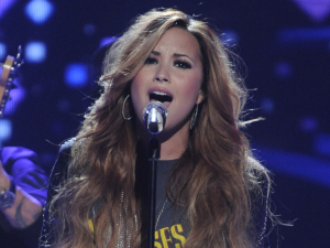 American Idol Season 11 - Results Show - 15/03/12 - Demi Lovato