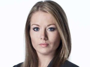 The Apprentice - The Girls - Laura Hogg
