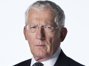 The Apprentice - Nick Hewer