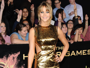 Jennifer Lawrence, Hunger Games