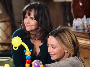 Nora Walker (Sally Field) in 'Brothers and Sisters'