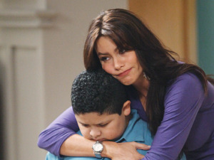Gloria (Sofia Vergara) in 'Modern Family'