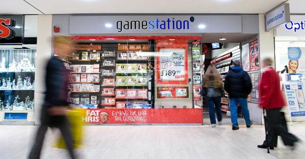 GameStation store