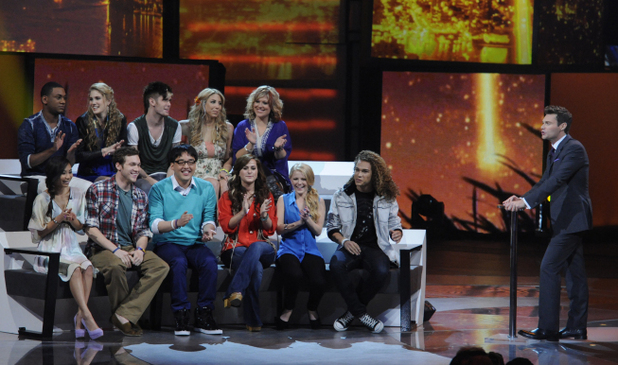American Idol Season 11 - Results Show - 15/03/12 - The final 11