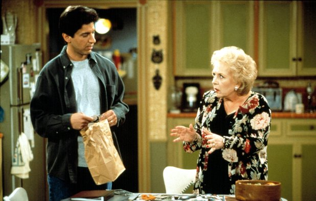 Marie Barone (Doris Roberts) in 'Everybody Loves Raymond'