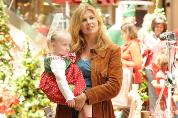 Tami Taylor (Connie Britton) in 'Friday Night Lights'