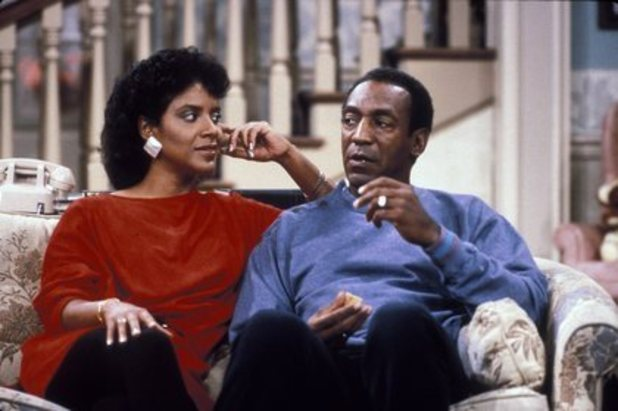 Clair Huxtable (Phylicia Rashad) in 'The Cosby Show'