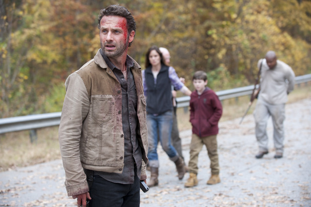 The Walking Dead S02E13: 'Beside the Dying Fire'