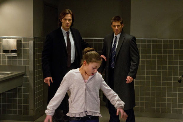 Sam, Tracy and Dean