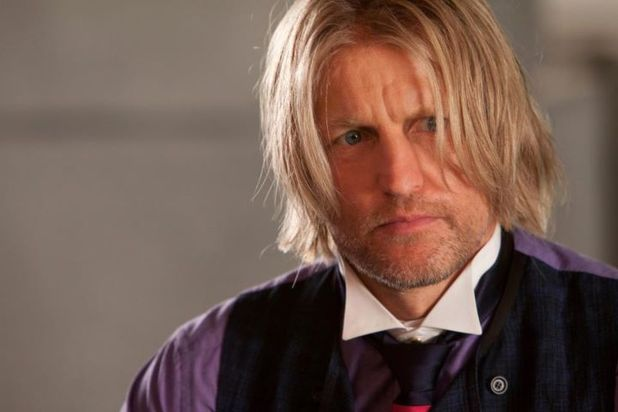 Woody Harrelson Haymitch Abernathy