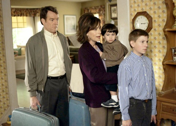 Louis (Jane Kaczmarek) in 'Malcolm In The Middle'