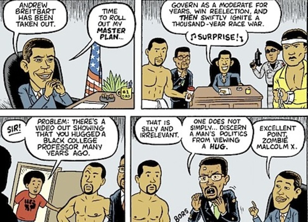 Matt Bors strip
