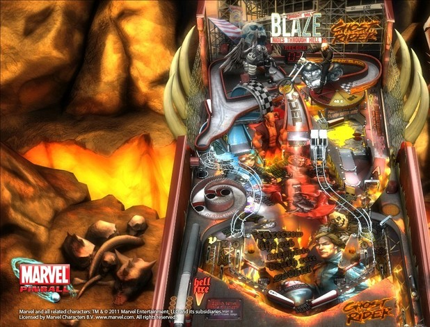 'Marvel Pinball: Avengers Chronicles' screenshot