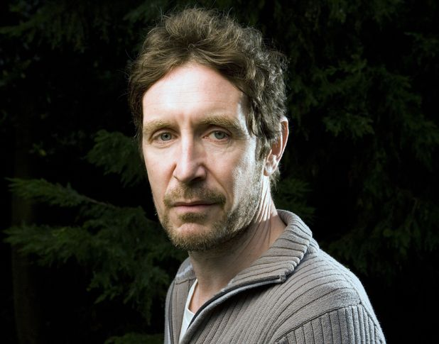 Actor Paul McGann