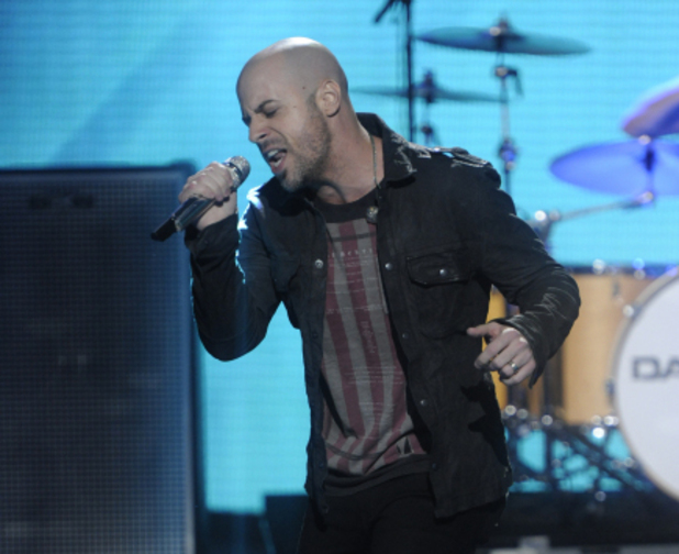 American Idol Season 11 - Results Show - 15/03/12 - Chris Daughtry
