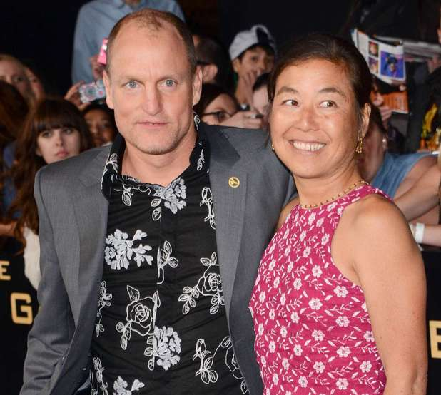 Woody Harrelson, Laura Louie, The Hunger Games