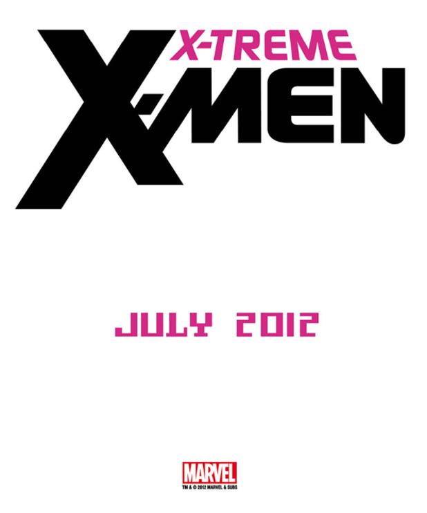 X-Treme X-Men teaser
