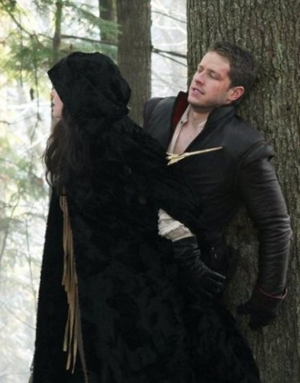Once Upon A Time S01E16: 'Heart of Darkness'