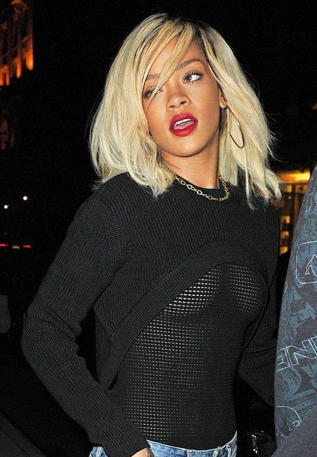 Rihanna's daring outfits