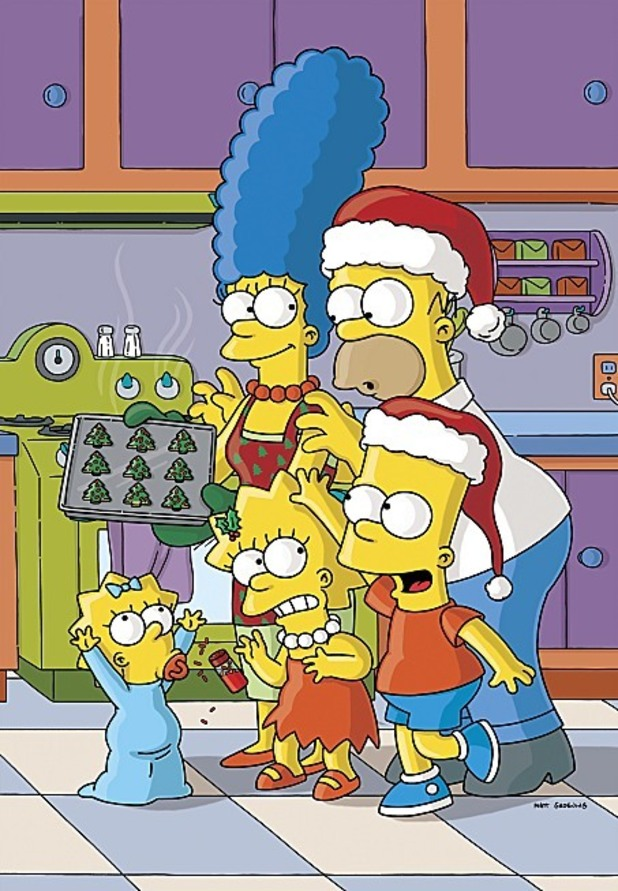 Marge Simpson in 'The Simpsons'
