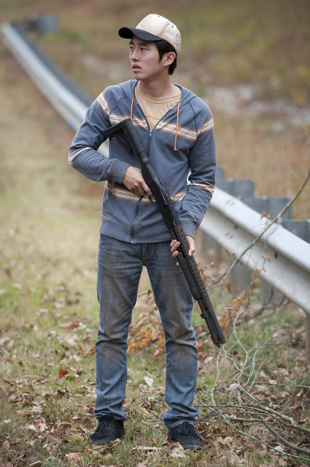 Glenn (Steven Yeun)