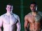 Rugby stars strip for Sport Relief