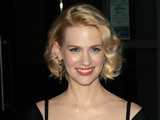 January Jones AMC's special screening of 'Mad Men' Season 5 held at ArcLight Cinemas - Arrivals Los Angeles, California