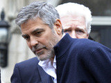 George Clooney arrested during a protest at the Sudanese Embassy in Washington