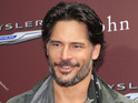 "Joe Manganiello is ""happy"" for Alex Pettyfer's engagement to Riley Keough."