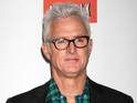 John Slattery also suggests that the sly Roger Sterling is actually a good man.